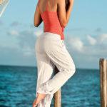 Mapale Swim & Beachwear Flowing Summer Pants