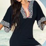 Mapale Swim & Beachwear Ferociously Feminine Beach Dress