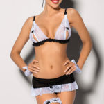 Angels Never Sin Nathella 5 Pce Maid Set