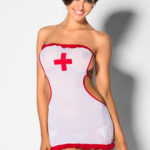 Angels Never Sin Persea Apron Nurse Set