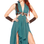 Mapale by Espiral Sheer Mesh Inset Long Gown