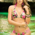 Mapale Swim & Beachwear 2 Pce Floral Mix Bikini