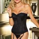 Shirley Of Hollywood The Ultimate Corset with G-String