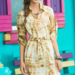 Mapale Swim & Beachwear Tie Dye Shirt Dress