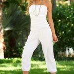 Mapale Swim & Beachwear Bandeau Jumpsuit