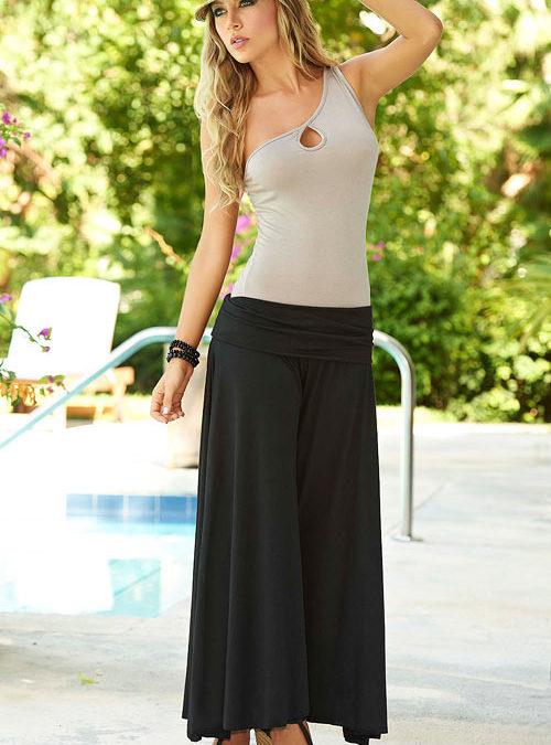 Mapale Swim & Beachwear Maxi Skirt