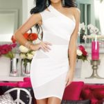 Dreamgirl Vanilla Crush Club Mini Dress