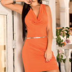 Mapale Swim & Beachwear Show Stopper Mini Dress
