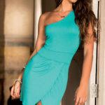 Mapale Swim & Beachwear Wrap Mini Dress