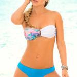 Mapale Swim & Beachwear 2 Pce Bandeau Bikini