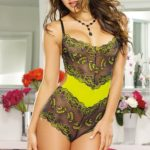 Dreamgirl Lace Teddy