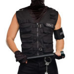 Dreamgirl 3 Pce Special Ops Costume