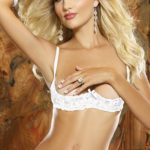 Dreamgirl Lace Shelf Bra