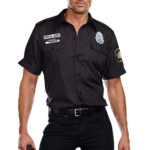 Dreamgirl 3 Pce DEA  Agent Phil Mypockets Costume
