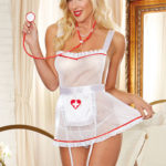 Dreamgirl 4 Pce Nurse Hottie Set
