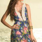 Mapale Swim & Beachwear Floral Sundress