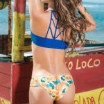 Mapale Swim & Beachwear 2 Pce Floral Bikini Set