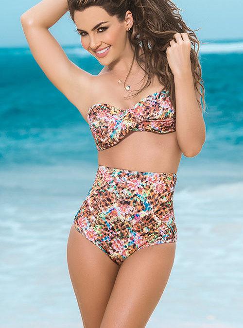 Mapale Swim & Beachwear Classic High Waist Panty