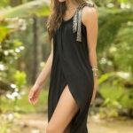 Mapale Swim & Beachwear Ultra Soft Maxi Dress Cover Up