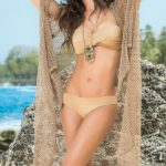 Mapale Swim & Beachwear Open Weave Cover Up