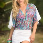 Mapale Swim & Beachwear Beach Mini Dress